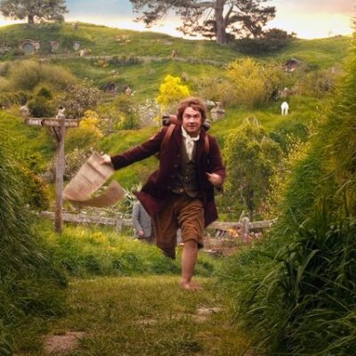 The Hobbit -Presentation